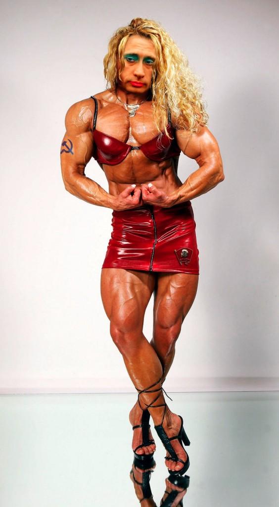 putin-bodybuilder