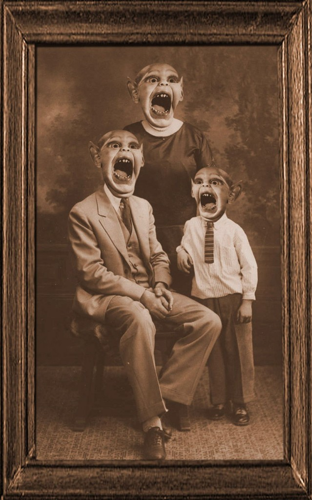 vintage-bat-family