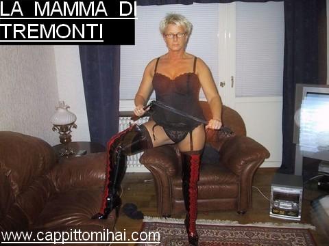 TREMONTI'S MOM