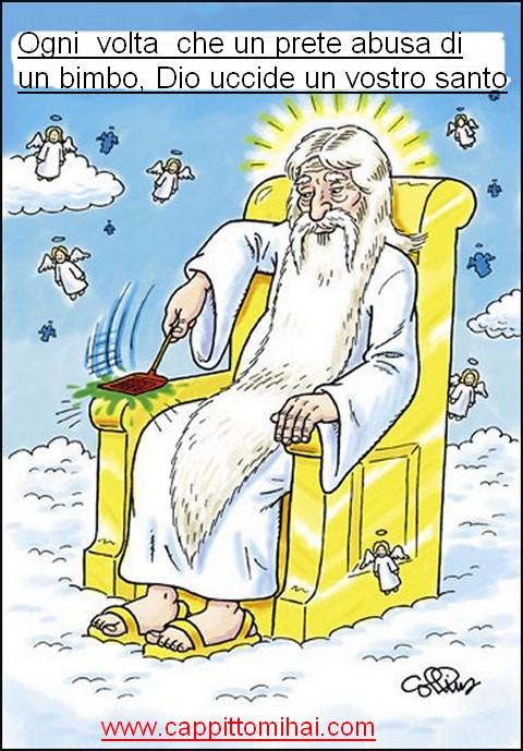 dio e santi fasulli