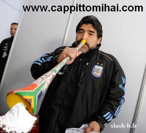 Maradona-vuvuzela-cocaine