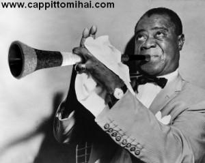 Louis-Armstrong vuvuzela
