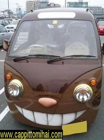 auto-sorridente