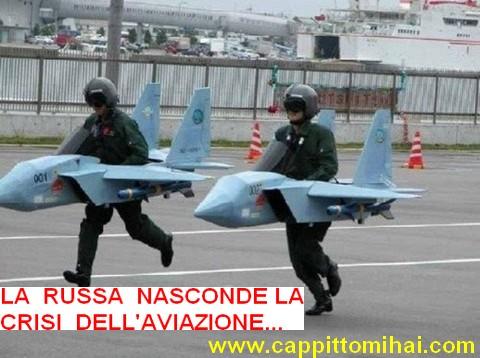 aviazione crisi