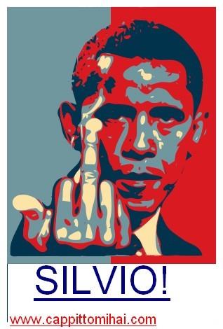B-Obama-Silvio