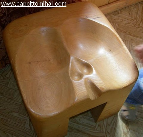 sedia uomo