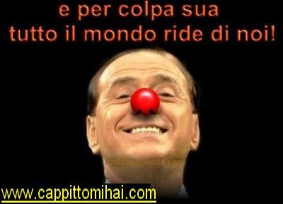 berlusconi-clown