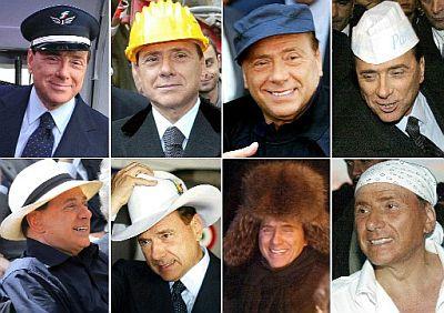berlusconi cappelli