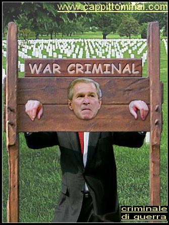 bush-criminale