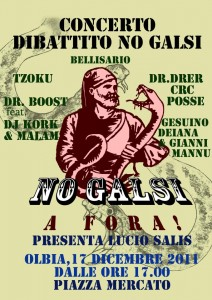Concerto NO GALSI Olbia